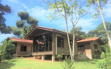 4.39 ACRES – 3 Bedroom Home On Acreage With Rainforest And River Views!!!