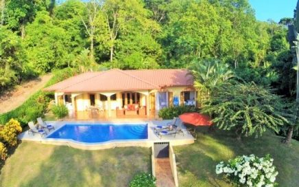 1.5 ACRES – 4 Bedroom Fully Furnished Ocean View Home With Pool!!!!