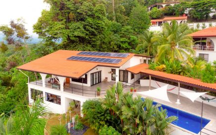 0.3 ACRES – 4 Bedroom Ocean View Home With Pool And Solar Panels!!!