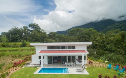 0.25 ACRES – 3 Bedroom Modern New Ocean View Home With Pool!!!!