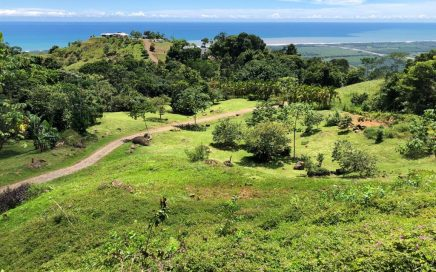 1.68 ACRES – Affordable Ocean View Lot In Hills Of Portalon, Very Flat And Buildable!!!!