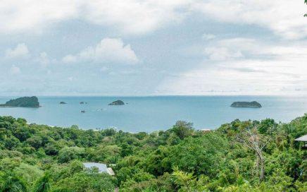 0.2 ACRES – Amazing Ocean View Lot With Iconic Manuel Antonio Park Views!!!!