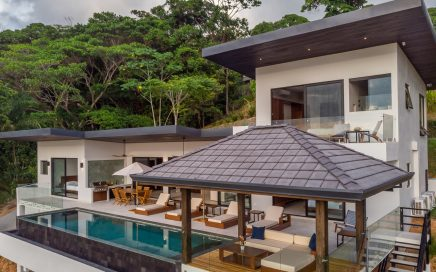 1.48 ACRES – 4 Bedroom Brand New Modern Tropical Home With Pool And Amazing Ocean View!!!