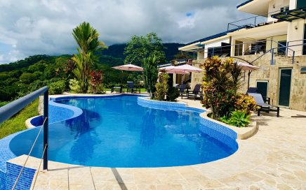 CONDO – 3 Bedroom Luxury Villa With Whales Tail Ocean View And Large Shared Pool!!!!