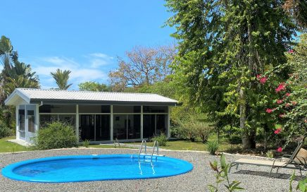 0.34 ACRES – 2 Bedroom Home With Pool, Central Location At Very Affordable Price!!!!