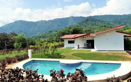 1.4 ACRES – 3 Bedroom Brand New Mountain View Home With Pool!!!!