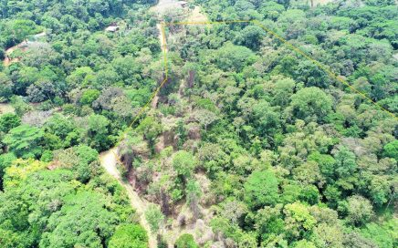 5.3 ACRES – Usable Acreage With Jungle, Mountain Views, River, And Legal Town Water!!!!