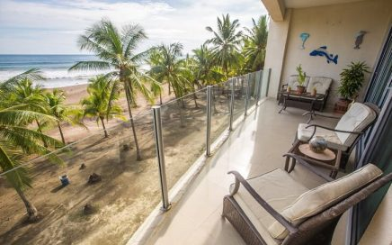 CONDO – 3 Bedroom Beachfront Condo With Incredible Sunset Ocean Views!!!!