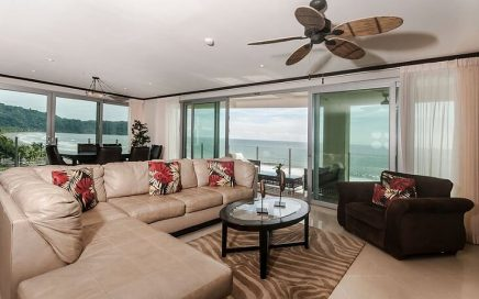 CONDO – 4 Bedroom Beachfront Penthouse Unit With Incredible Sunset Ocean Views!!!!