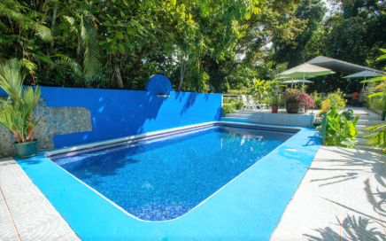 0.3 ACRES – 12 Room Hotel With Excellent Location Between Quepos And Manuel Antonio!!!!