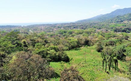 17 ACRES – Great Development Property In The Center Of Uvita With River Frontage!!!!