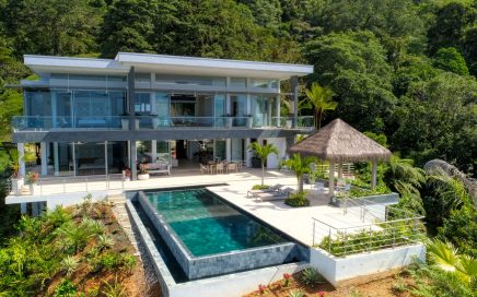 5.3 ACRES – 4 Bedroom Modern Luxury Ocean View Home With Pool!!!!