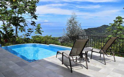 VILLA DIAMANTE – 3 Bedroom Ocean View Villa with Infinity Pool and Terrace!!!