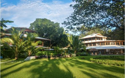 3 ACRES – 18 Room Off-Grid Beachfront Estate With Pool, Fruit Trees, Gardens!!!!