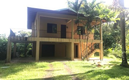 CASA JUNGLA – 2 Bedroom House with Jungle Views Only 5 Minutes From Dominical!!