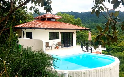 CONDO – 3 Bedroom Brand New Ocean And Mountain View Villa With Pool In Gated Canto Del Mar!!!!