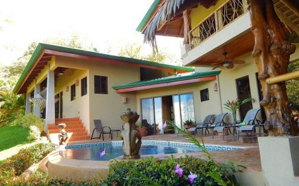VILLA ROSELARE – 3 Bedroom Villa with Infinity Pool and Sunset Ocean View!!!