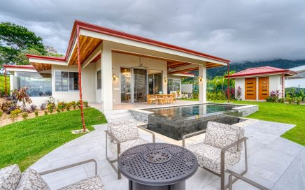0.25 ACRES – 3 Bedroom Brand New Modern Ocean View Home With Pool!!!!