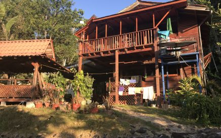2 ACRES – 2 Bedroom 2 Story Home W/ Pool, Gazebo, Workshop, Fruit Trees, Ocean And Mountain View!!!!
