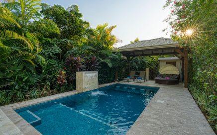0.33 ACRES – 3 Bedroom Luxury Villa W/Pool, Walk To Beach + Room To Build, Great Rental Income!!!