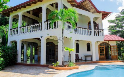 3.26 ACRES – 4 Bedroom Ocean View Home With Pool, Easy Access, And Second Private Building Site!!!
