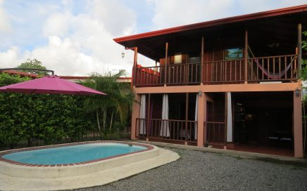 0.06 ACRES – 3 Bedroom, 2 Story Home With Pool, Walking Distance To The Beach!!!