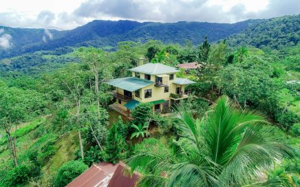 3.9 ACRES – 3 Bedroom Home With Spectacular Mountain Views And Easy Access At Higher Elevation!!!