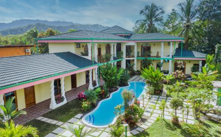 0.32 ACRES – 9 Room Hotel With Pool Just Steps From The Beach On Titled land!!!!