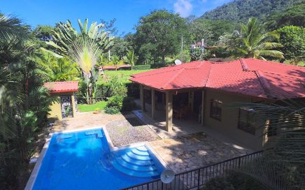 0.52 ACRES – 3 Bedroom Home With Pool Plus 2 Extra Lots!!!!