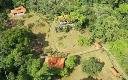 412 ACRES – 3 Homes On Developed Horse Ranch With River's And Jungle!!!