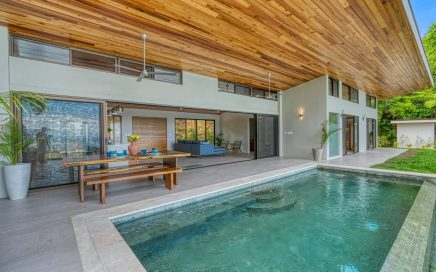 2.4 ACRES – 3 Bedroom Brand New Ocean View Home With Infinity Pool!!!