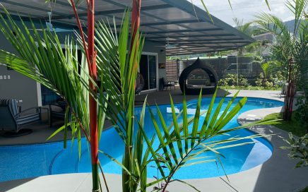0.12 ACRES – 3 Bedroom Brand New Home W/ Pool Close To Beach And Town!!!!