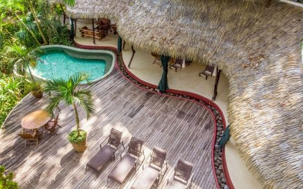 9.9 ACRES – Profitable 6 Room Eco Resort With Spectacular Ocean And Mountian Views!!!!