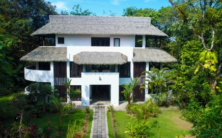16.3 ACRES – 5 Suite Luxury Boutique Hotel Close To Beach, Room For Expansion On Ocean View Land!!!