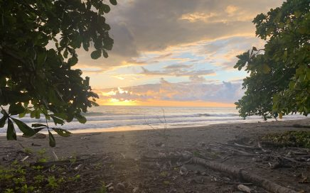 0.11 ACRES – Titled Land Steps From The Beach In Dominical!!!!