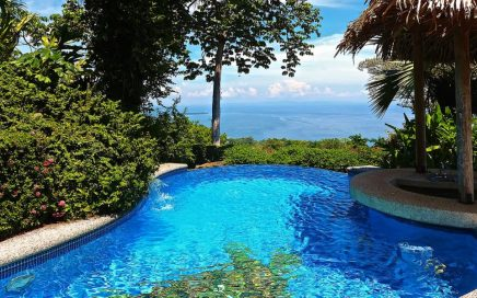 0.75 ACRES – 6 Bedroom Whales Tale Ocean View Estate With Pool And Caretaker House!!!!