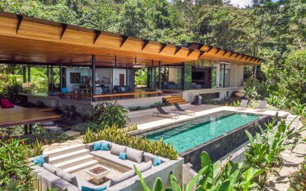 5 ACRES – 3 Bedroom Modern Ocean View Masterpiece With Pool In Costa Verde Estates!!!