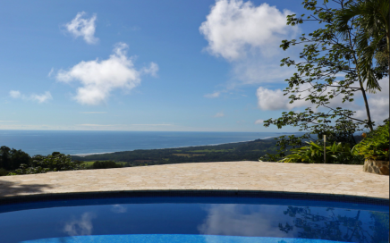 2.42 ACRES – 4 Bedroom Luxury Home With Pool And Jaw Dropping Sunset Ocean View!!!!!