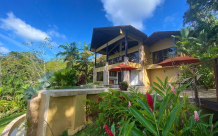 1.24 ACRES – 3 Bedroom Home With Pool And Ocean View In Gated Community!!!!