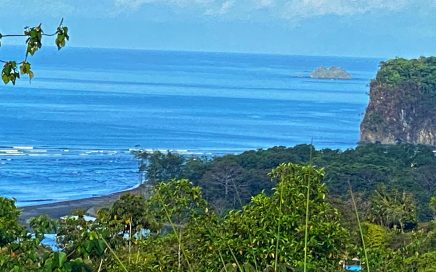 1.2 ACRES – Amazing Ocean And Mountain Views With Power and Legal Water!!!!