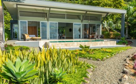 8 ACRES – 2 Bedroom Modern Home With Pool And Room To Expand In Gated Community!!!!