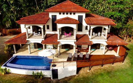 1.2 ACRES – 4 Bedroom Spectacular Ocean View Home W Pool, Great Rental History, Walk To Beach!!!!