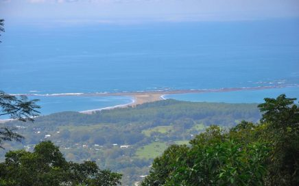 4 ACRES – Amazing Ocean View Property With River And Legal Water!!!