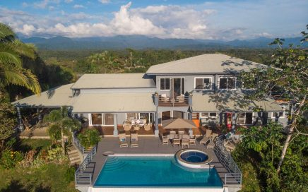 2.7 ACRES – 4 Bedroom Luxury Home With Pool, 1 Bedroom Guest Home, Spectacular Mountain Views!!!!