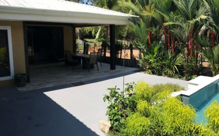 0.07 ACRES – 2 Bedroom Home With Pool, Short Walk To Beach, Great Price!!!