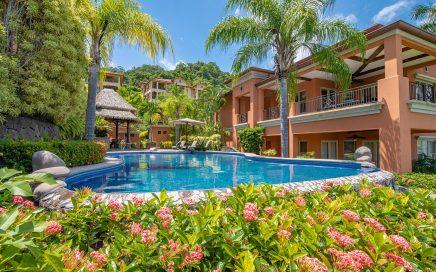 CONDO – 3 Bedroom Luxury Condo In Los Suenos With Amazing Ocean View!!!!