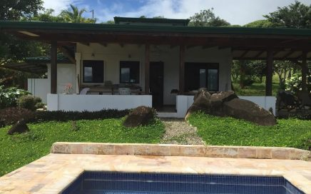 MAGNIFICENT VIEW–2 bedroom Refined Rustic Cabin with Stunning Views and Plunge Pool!!!