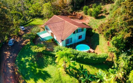 2 ACRES – 3 Bedroom Home Plus 2 Bedroom Guest Home In Gated Community With Great Mountain Views!!!!