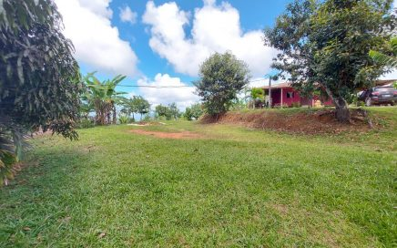 1 ACRE – 2 Bedroom Ocean View Home With Second Building Site!!!