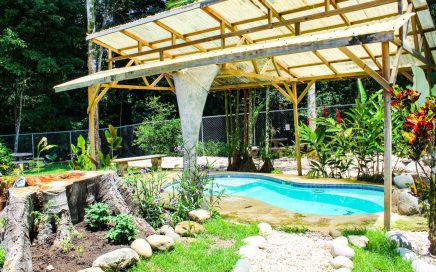 0.21 ACRES – 3 Bedroom Home With Pool And River On Paved Road!!!